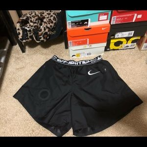 Nike x Off-White Training Collection Short Medium